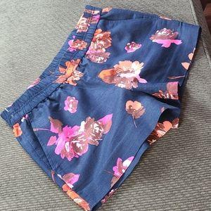 J. Crew Linen Blend Shorts